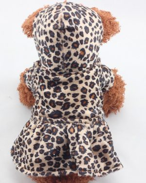 Leopard Tutu Dress For Dog