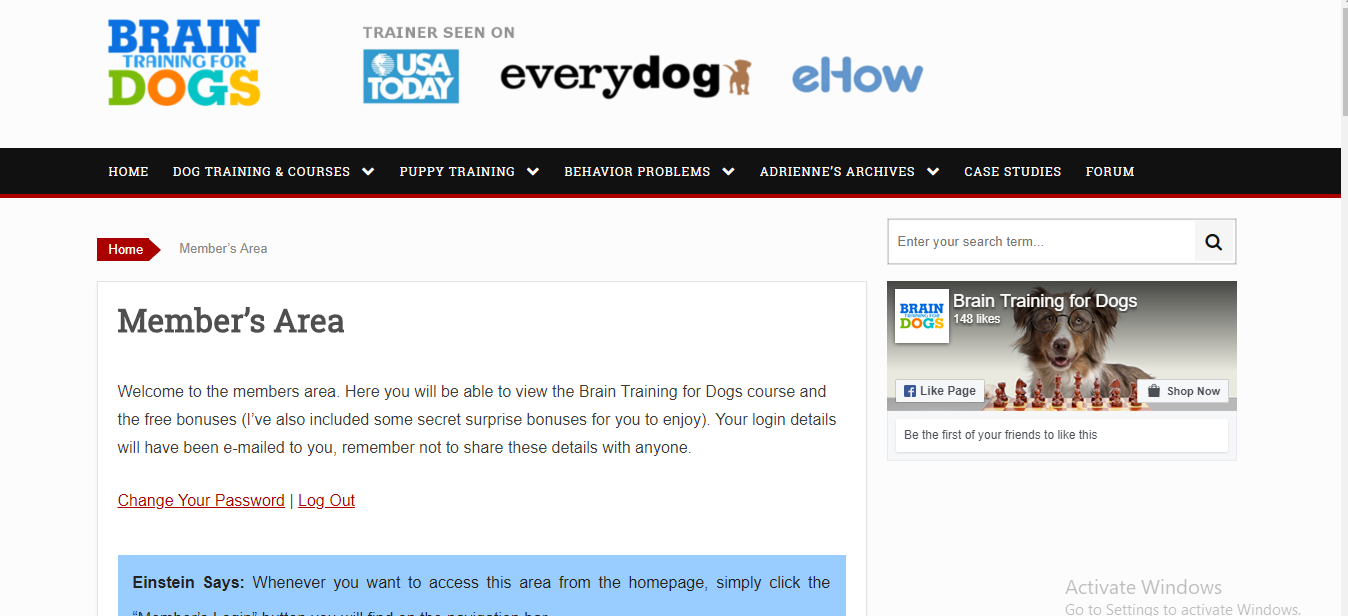 Buy Brain Training 4 Dogs  Warranty Check
